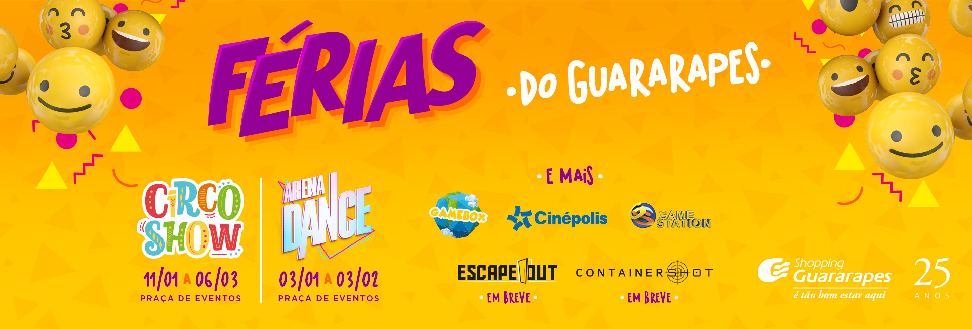 Férias do Guararapes