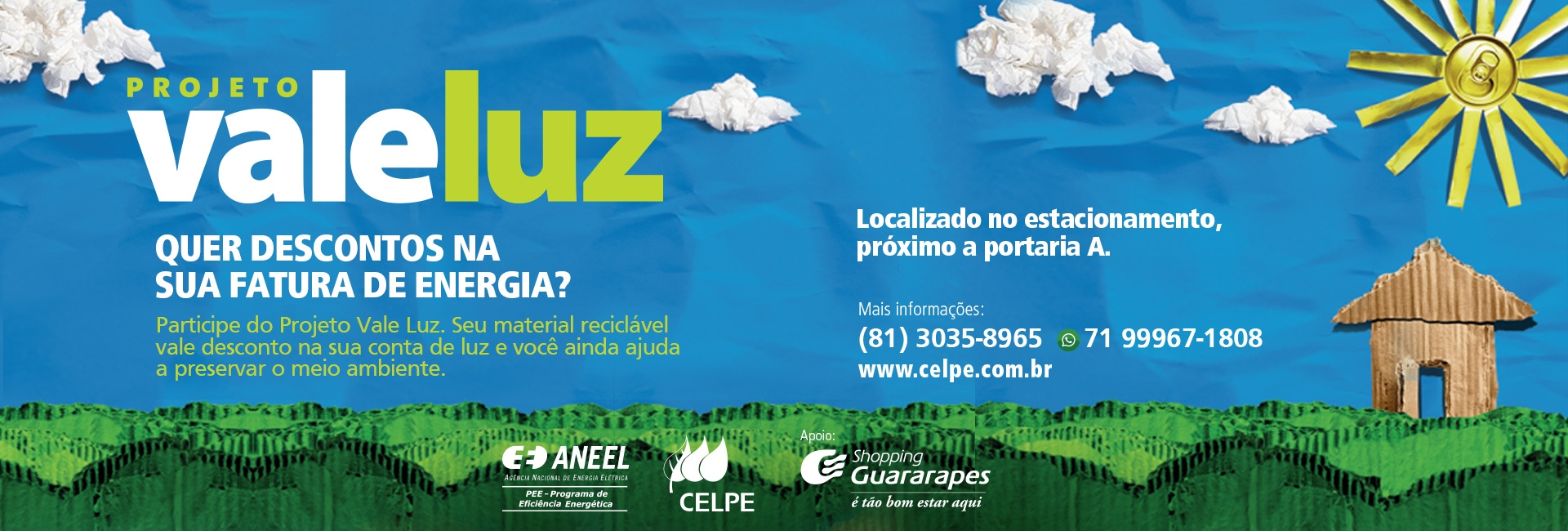 Projeto Vale Luz