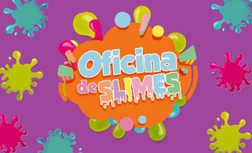 Oficina de Slimes agita o Shopping Guararapes
