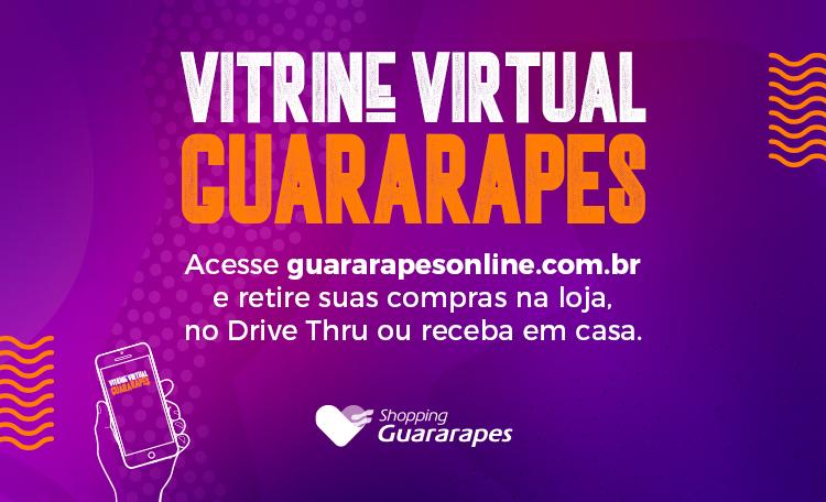 Confira diversos produtos no Guararapes Online