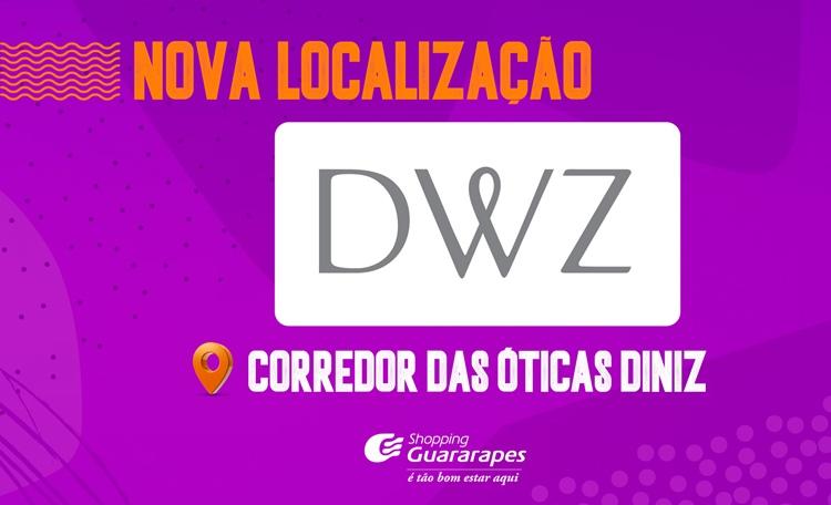 A DWZ agora está ao lado da KIDSTOK.
