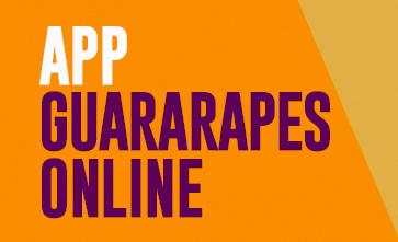 Baixe o APP do Guararapes Online e compre com frete grátis.