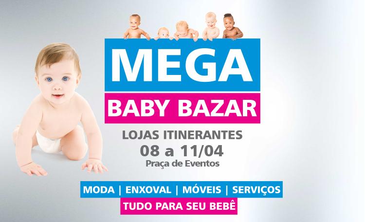 Confira mais uma edição do Baby Bazar.