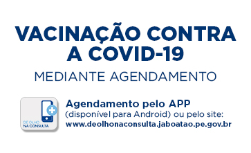 Campanha de imunização contra COVID-19