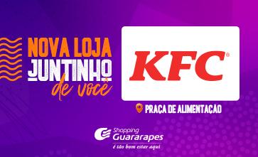Venha conhecer a KFC do Guara!