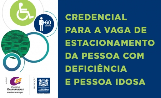 Prefeitura realiza emissão gratuita de cartões de estacionamento para as Vagas Reservadas, no corredor da Riachuelo.