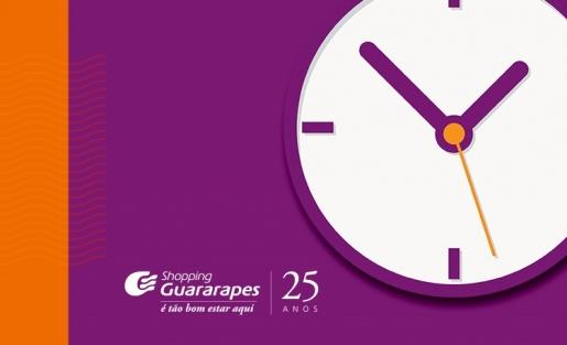Nesta quinta-feira, 15 de novembro, funcionaremos em horário normal, das 09h às 22h.