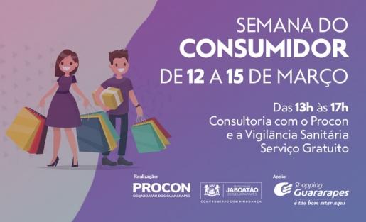 Procon tira dúvidas no Dia do Consumidor do Shopping Guararapes