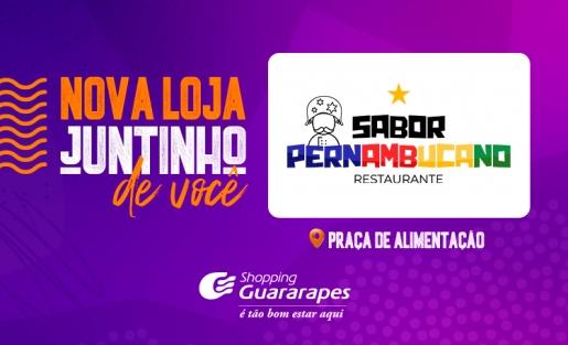 Conheça a Sabor Pernambuco, a nova loja do Guararapes.