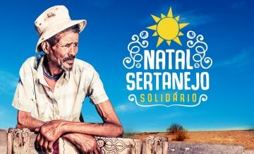Ajude as famílias do Sertão doando alimentos para a campanha Natal Sertanejo, no corredor da C&A.