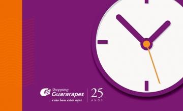 Neste sábado, dia 08 de dezembro, funcionaremos normalmente, das 09 às 22h.