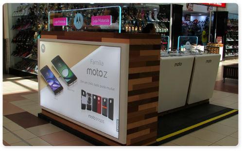 Motorola - Quiosque