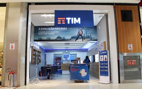 Tim - Corredor Lojas Americanas