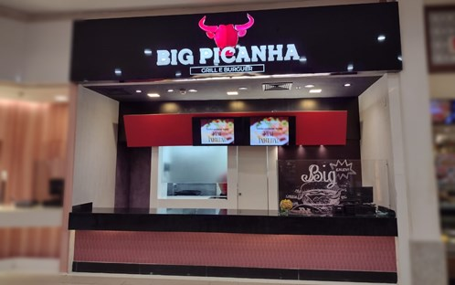 BIG PICANHA GRILL E BURGER